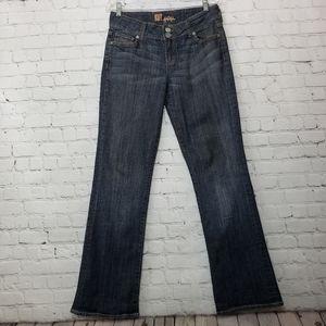 Kut from the Kloth dark denim jeans